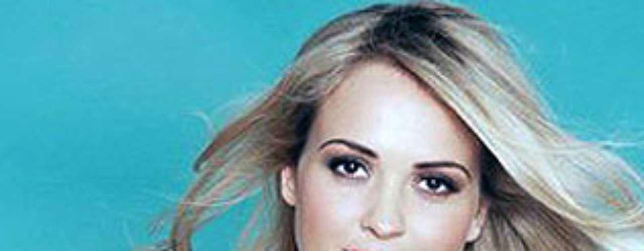 Miss Reino Unido - Alize Lily Mounter. Tiene 22 años de edad y mide 1.79 metros de estatura.