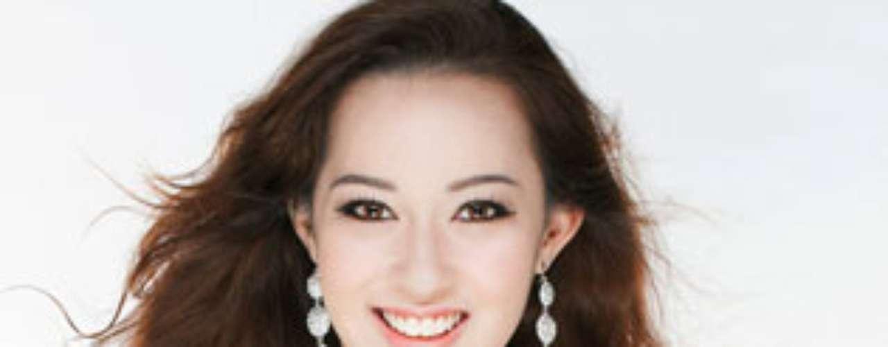 Miss Singapur - Leong Ying Mae.