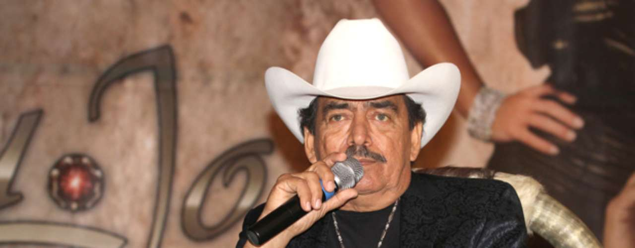 Another recent cancer survivor Joan Sebastian will bring his new energy to the stage Thursday night.