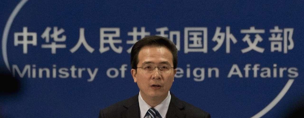 Haciendo alarde de sus fuertes relaciones que en los últimos años han construdio, Hong Lei, portavoz del ministro de Relaciones Exteriores chino, dijo desde Pekín que \