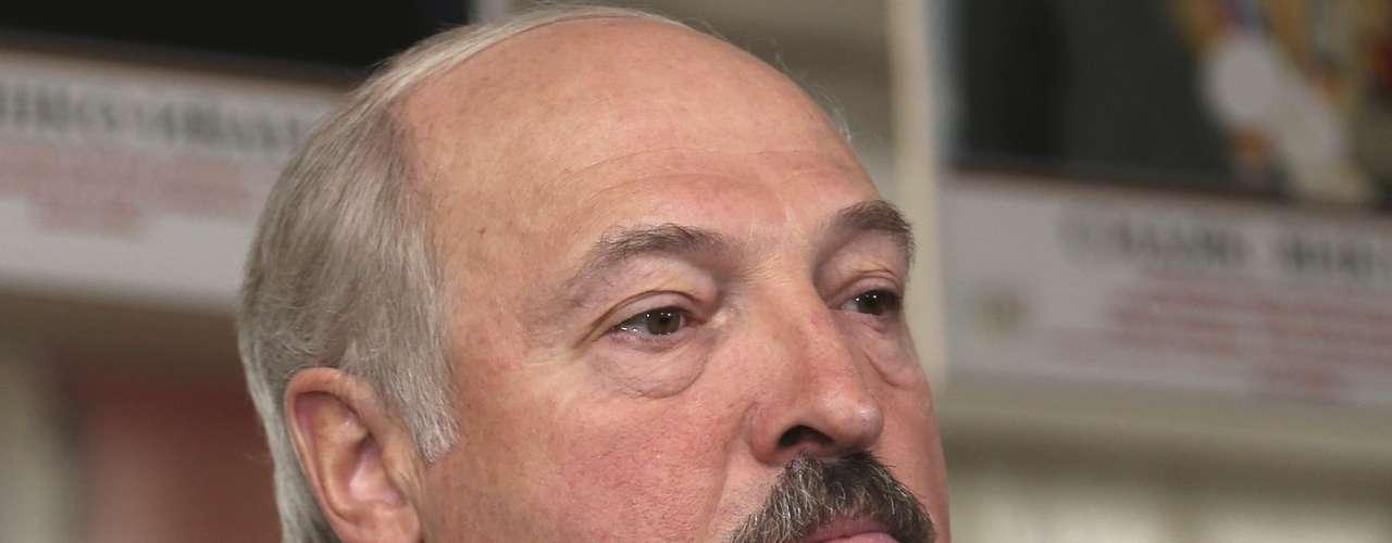 Otro de sus aliados europeos, el presidente de Bielorrusia, Alexander Lukashenko, dijo que está \