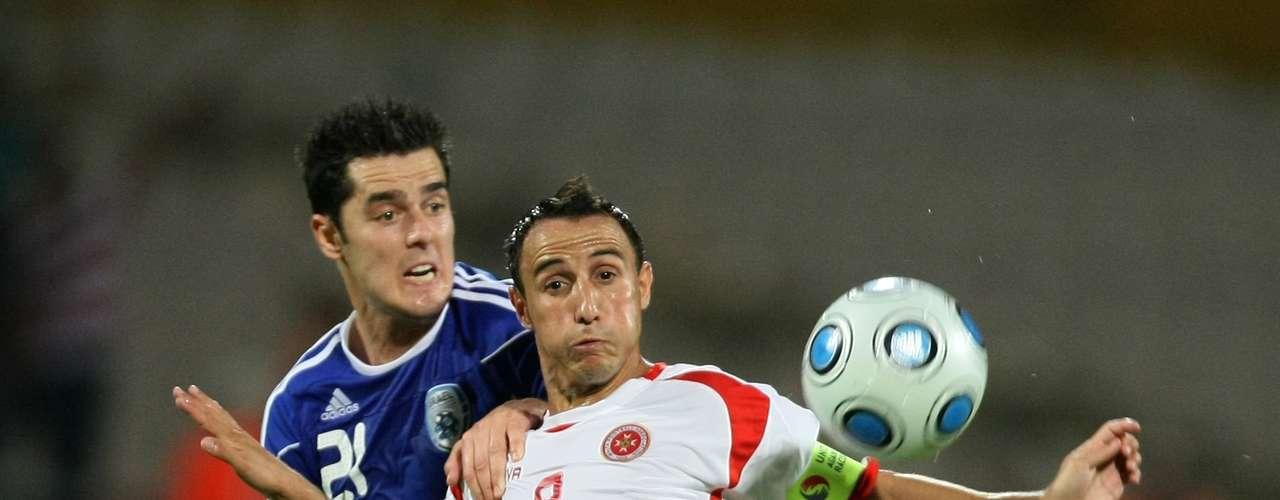 Michael Mifsud, de Malta, es la gran estrella internacional de su país, colocandose en la octava colocación con seis goles con su selección y seis más por el FC Valletta.