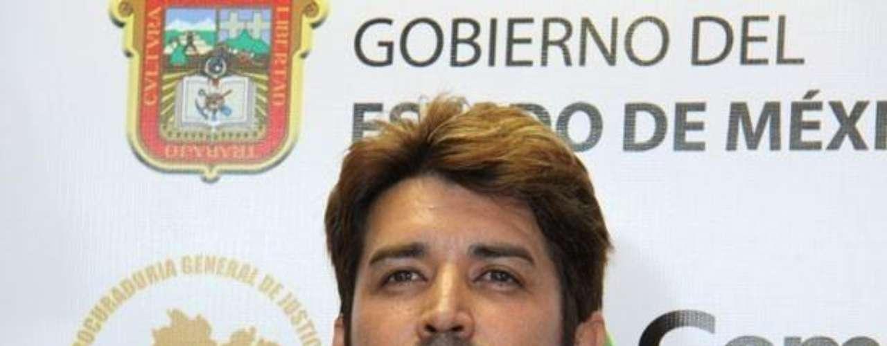 11-ago-2011.- Fue detenido Óscar Osvaldo García Montoya, \