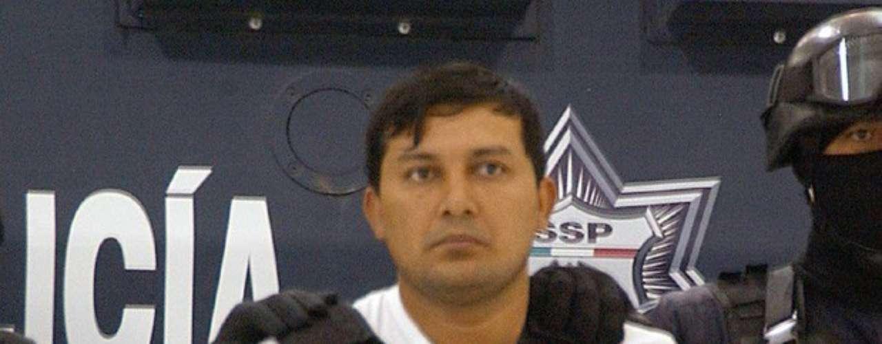 03-jul-2011.- Jesús Enrique Rejón Aguilar, \