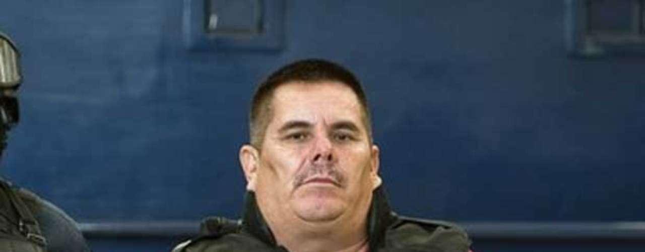 21-jun-2011.- José de Jesús 'El Chango' Méndez, considerado principal líder de La Familia, es capturado en Aguascalientes por la Policía Federal.