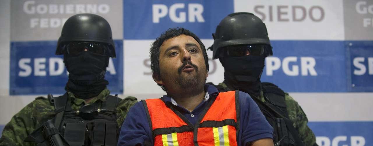 13 de enero de 2012 - Luis Jesús Sarabia, alias \