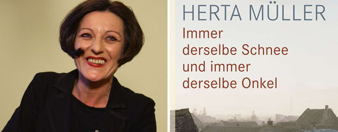 Herta Müller, alemana de origen rumano fue la galardonada en 2009 \