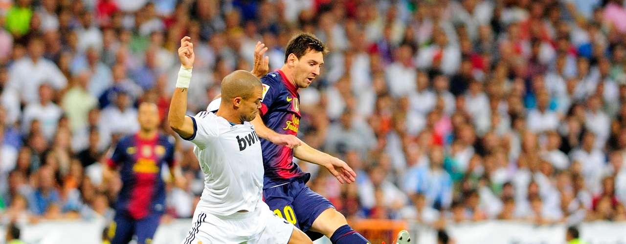 Pepe - El prontuario del portugués es bastante extenso. Si bien es cierto que se ha \