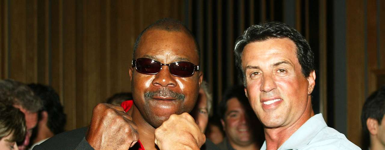 Carl Weathers didn't see the field much as a defensive back for the Raiders in the '70s, but his film career has been much different. Aside from appearing in his iconic role of 'Apollo Creed' in four 'Rocky' movies, Weathers also headlined 'Action Jackson' and made a memorable appearance in 'Happy Gilmore.'