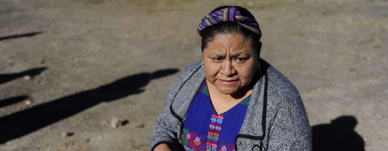1992: Rigoberta Menchú Tum, Guatemala, \