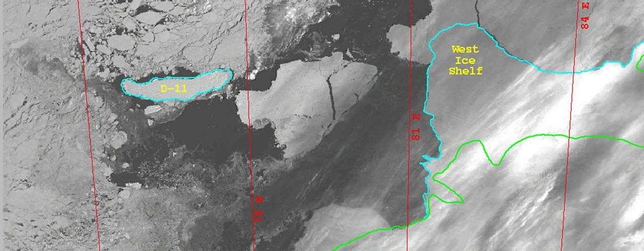 El hielo parece llegar al infinito en esta planicie blanca, extendiéndose más lejos que nunca antes. Y aun así, en esta desconcertante región del mundo, ese incremento de los hielos pudiera ser una torcida señal de cambios climáticos causados por el hombre, dicen los científicos. Ésta es la Antártida, el polo opuesto del Ártico.