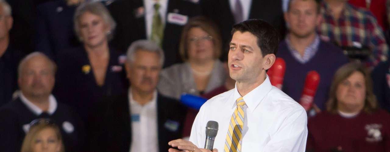 Ryan deberá atenuar el ímpetu del candidato presidencial republicano Mitt Romney, quien ha ganado terreno tras una actuación sólida en su debate contra el presidente Barack Obama la semana pasada.