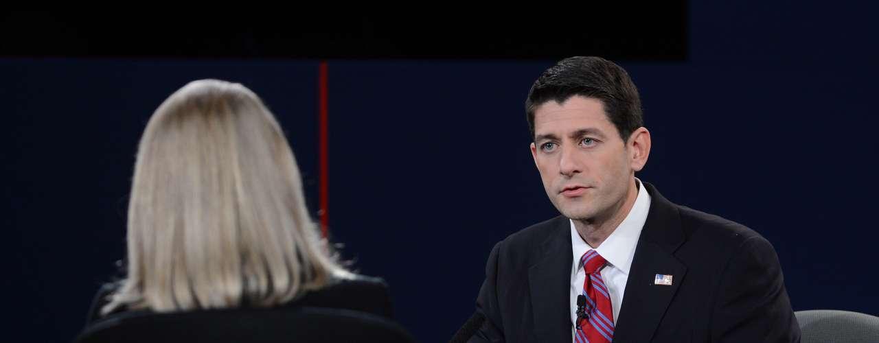 Ambos contendientes se dijeron de todo y hablaron de economía, desempleo, impuestos y las guerras en Irak y Afganistán.