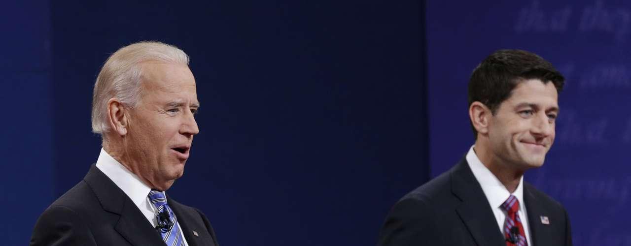 En síntesis, Biden y Ryan le pusieron emoción y picante a un debate que estuvo lleno de comentarios punzantes, y con dos candidatos vicepresidenciales que no cedieron ni se callaron ante los ataques de su contrincante.