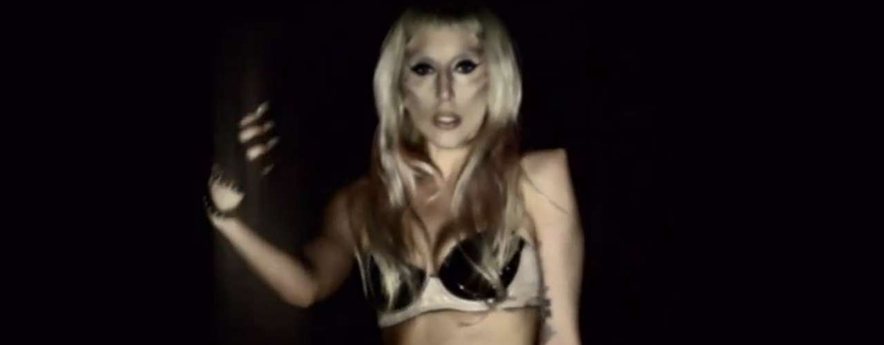 Lady Gaga isn't left behind with her 'Born This Way' video. Despite going quite alien, Mama Monster is no less sizzling.