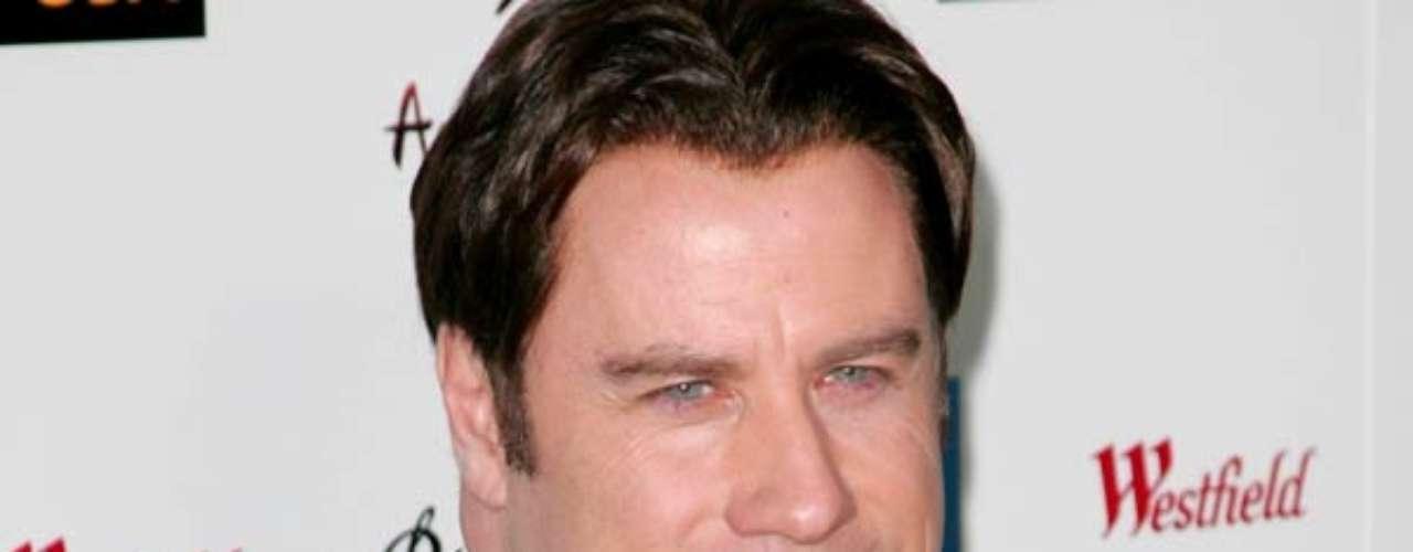 John Travolta fue otro que estuvo entre los peores peinados. La encuesta. entrevistó a 1,000 mujeres y fue realizada por MarketTools, Inc. entre el 12 de diciembre y el 14 de diciembre de 2012.