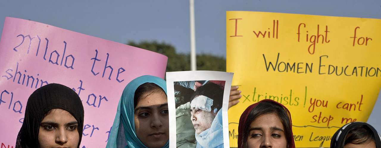 Pero la identidad de Yousafzai se reveló cuando el Talibán dejó de tener poder en la zona y la joven ganó el premio nacional por su valentía y fue nominada al premio infantil internacional de la paz. La corresponsal de la BBC en Islamabad, Orla Guerin, asegura que Malala Yousafzai \