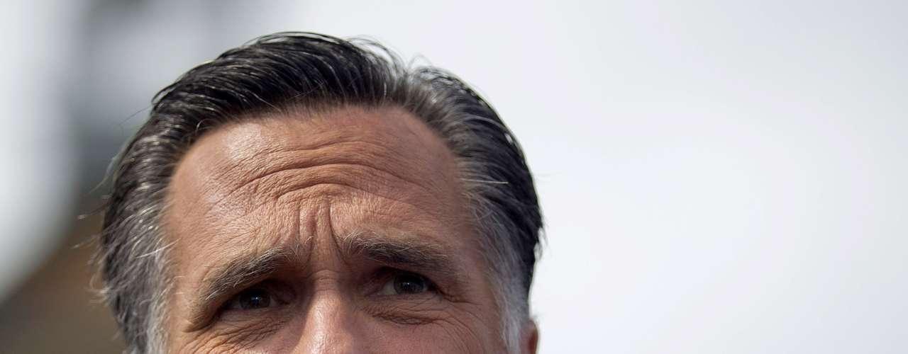 Romney ha dicho que el mercado laboral no se está recuperando lo suficientemente rápido.