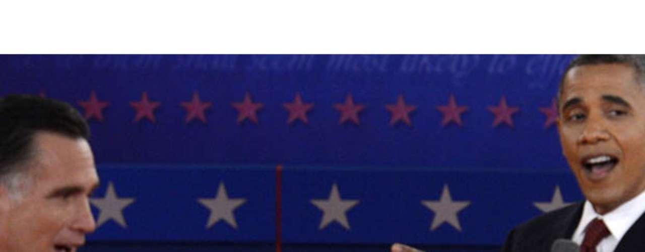 El segundo debate presidencial fue bastante crudo y las opiniones del público sobre quién fue el ganador, no son iguales. Eso sí, Mitt Romney llevó cada uno de los temas al plano económico, y eso puede tomarse como una pequeña victoria. De todos modos, muchos sintieron que el republicano sobre habló de un tema: \