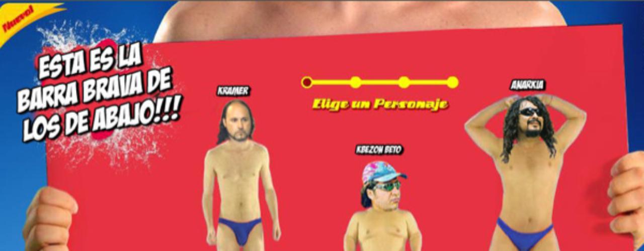 Estas son las creaciones de los fanáticos de Colo Colo y la \