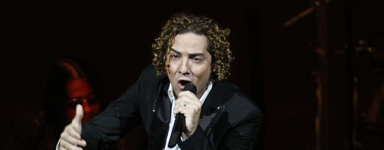 Previous Latin Grammy winner David Bisbal is currently nominated for Best Traditional Pop Vocal Album and will do a number on stage for all.