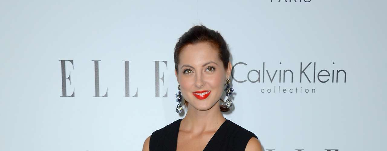 Eva Amurri was dressed from top to bottom in Tory Burch. What do you think?