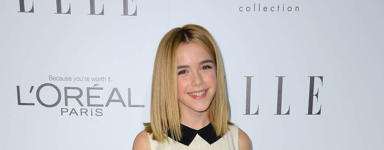 Kiernan Shipka manages to always be on the best dressed list. The 'Mad Men' actress is one to seek for fashion tips.