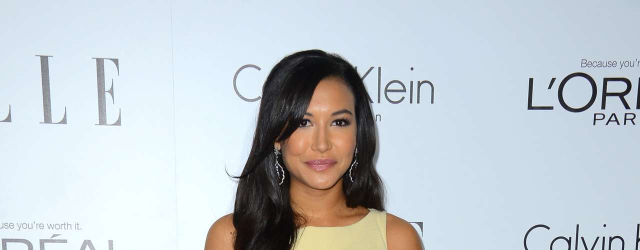 'Glee's' Naya Rivera lost her form in this outfit.