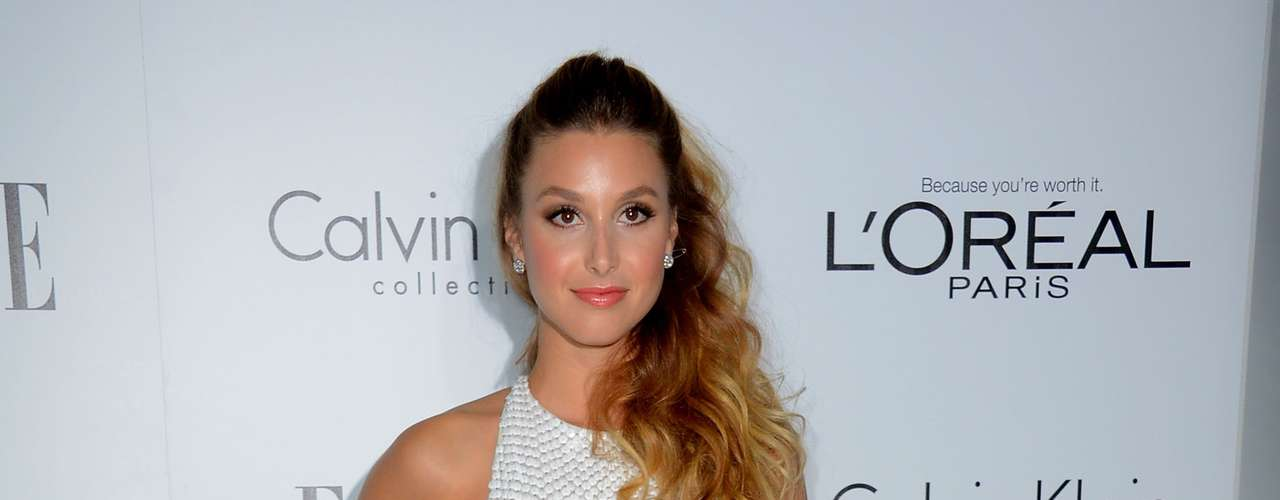 Whitney Port looks incredible in her outfit. Which Hollywood celebrity was your favorite?