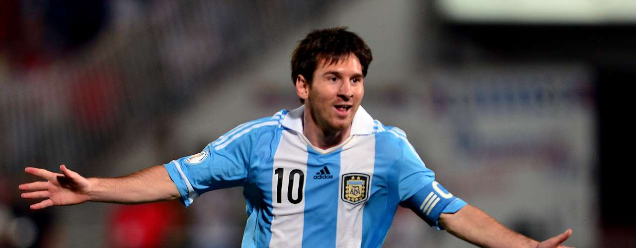 Always criticized when playing with Argentina, the 'flea' is on pace to become his country's all time top scorer.