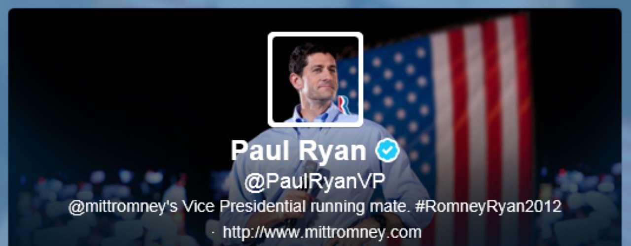 Por su parte el candidato a la VP por el partido republicano Paul Ryan estuvo al pendiente del desarrollo del segundo debate y tuiteó tanto comentario pudo. Como era de esperarse criticó la participación de Obama y dijo que de nuevo Romney aplastó a Obama.