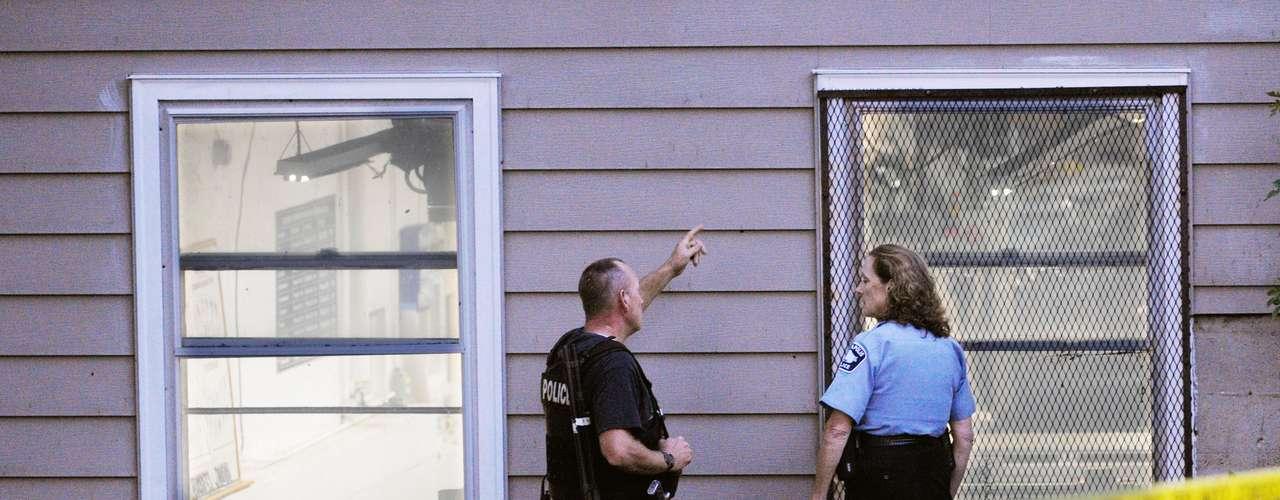 Entre 2010 y 2011, el número de delitos violentos en el país ascendió de 4,9 millones a 5,8 millones, según el informe anual distribuido por la Oficina de Estadísticas de Justicia de ese departamento estadounidense.