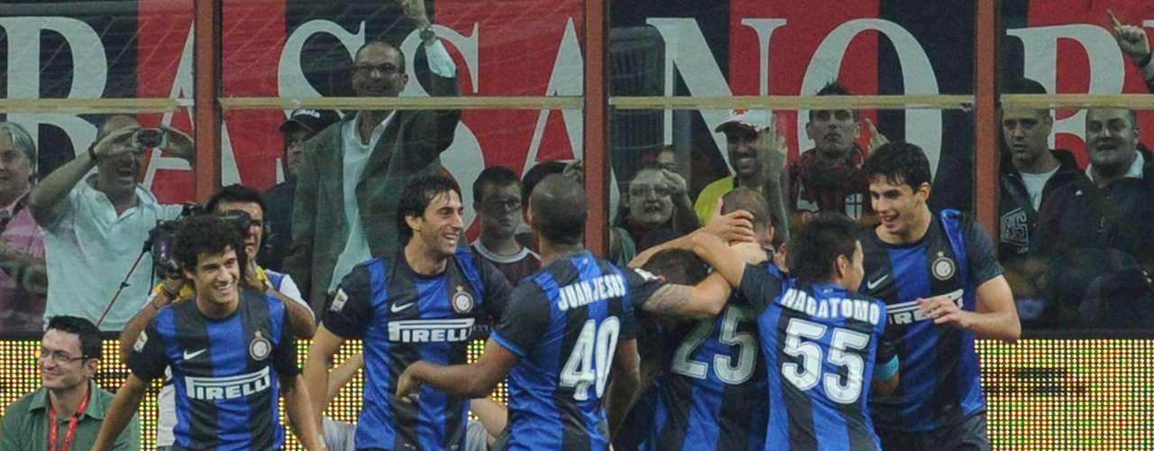 Sunday October 21: Inter Milan hosts Catania in San Siro in the eight week of Serie A action.