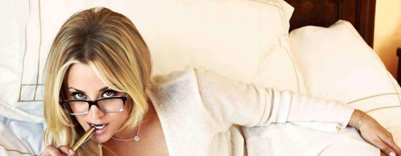 Gracias a su personaje 'Penny', Kaley Cuoco se ha convertido en todo un icono sexual para una generación que ha tomado el show 'The Big Bang Theory' como un estandarte.