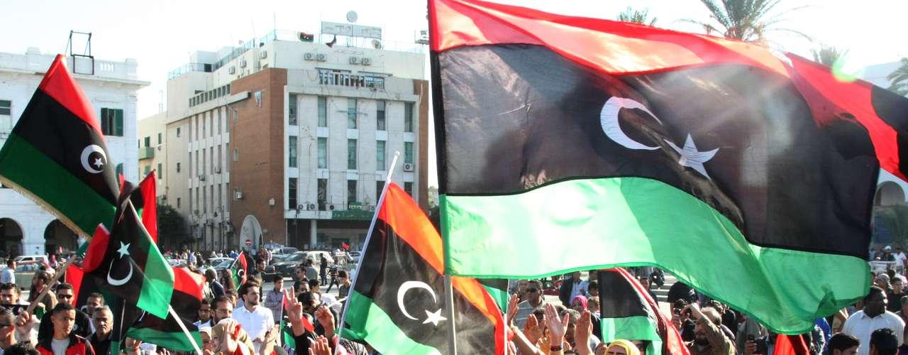 El sistema judicial libio parece haber ganado la batalla, aunque todavía no se ha establecido una fecha para su juicio. Se informó que se preparó para él un moderno centro de detención, que incluye una cancha de baloncesto y un chef personal, en la capital, Trípoli.