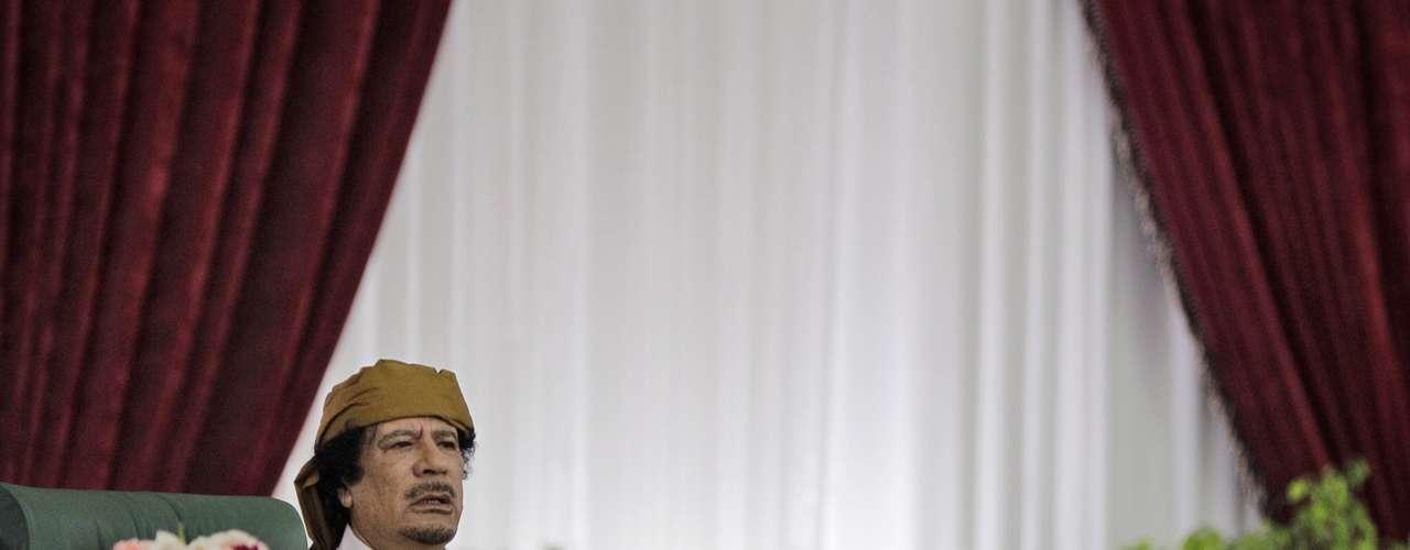 Muhammad Gadafi (hijo): Si los sucesos hubieran terminado de otro modo, Muhammad bien pudo haber pasado el verano de 2012 en Londres, en los Juegos Olímpicos, pues era el presidente del Comité Olímpico de Libia. En vez de eso, el hijo mayor de Gadafi lleva más de un año en Argelia tras escapar cuando los rebeldes controlaron Trípoli.