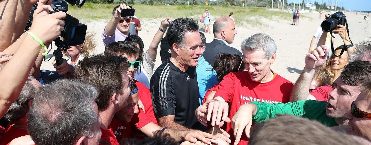 Mientras, algunos expertos opinan que Romney llegará favorecido al debate de mañana, otros no están de acuerdo. Esto, a pesar de que Romney ha mantenido el repunte que registró después del primer encuentro en Denver tres semanas atrás.
