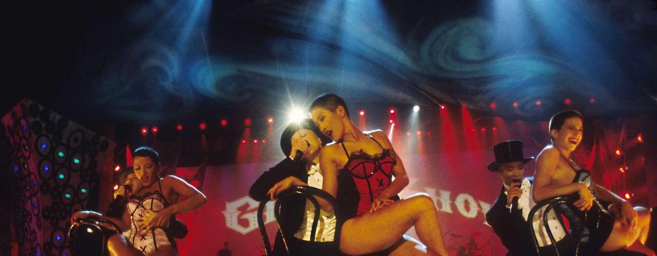 and female dancers a like.