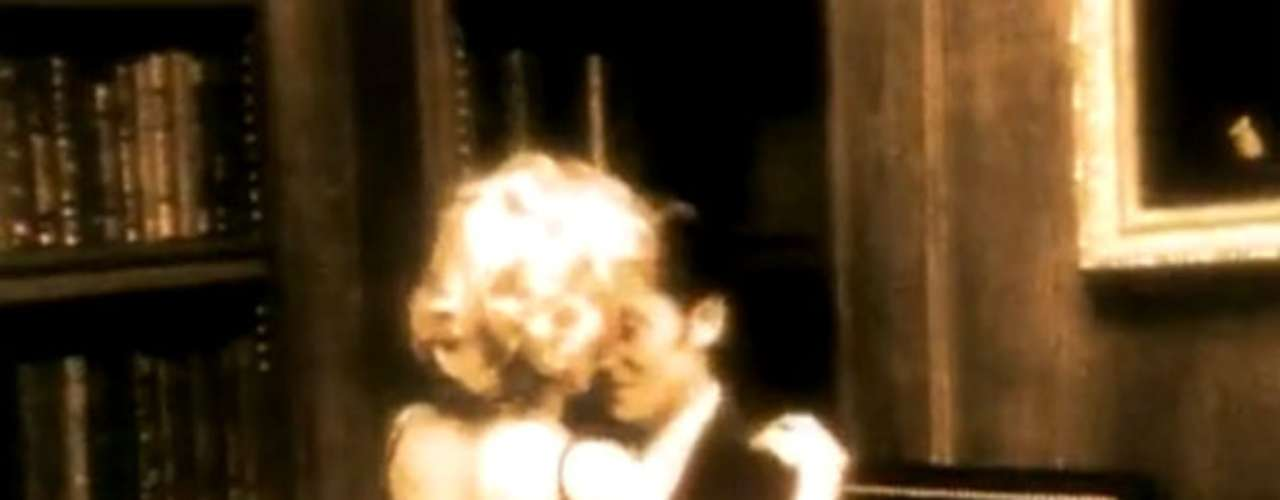 Madonna's video for the eponymous first single, \