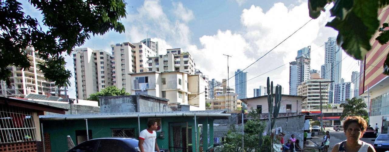 Panamá - Justo después le sigue Panamá, ubicado en el séptimo lugar. \