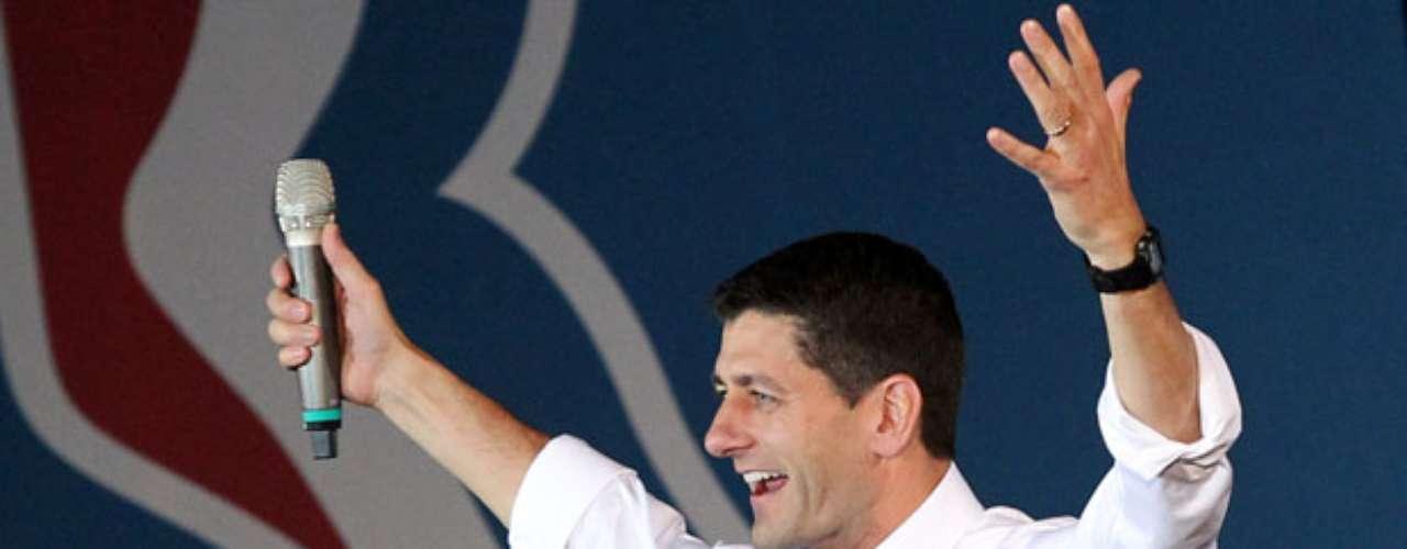 Por su parte el candidato a la VP de Estados Unidos por el partido republicano Paul Ryan también estuvo muy al pendiente del último debate y posteó en su cuenta de Twitter sus reacciones, y en uno de sus mensajes dijo nuevamente que Romney es el líder que el país necesita: \