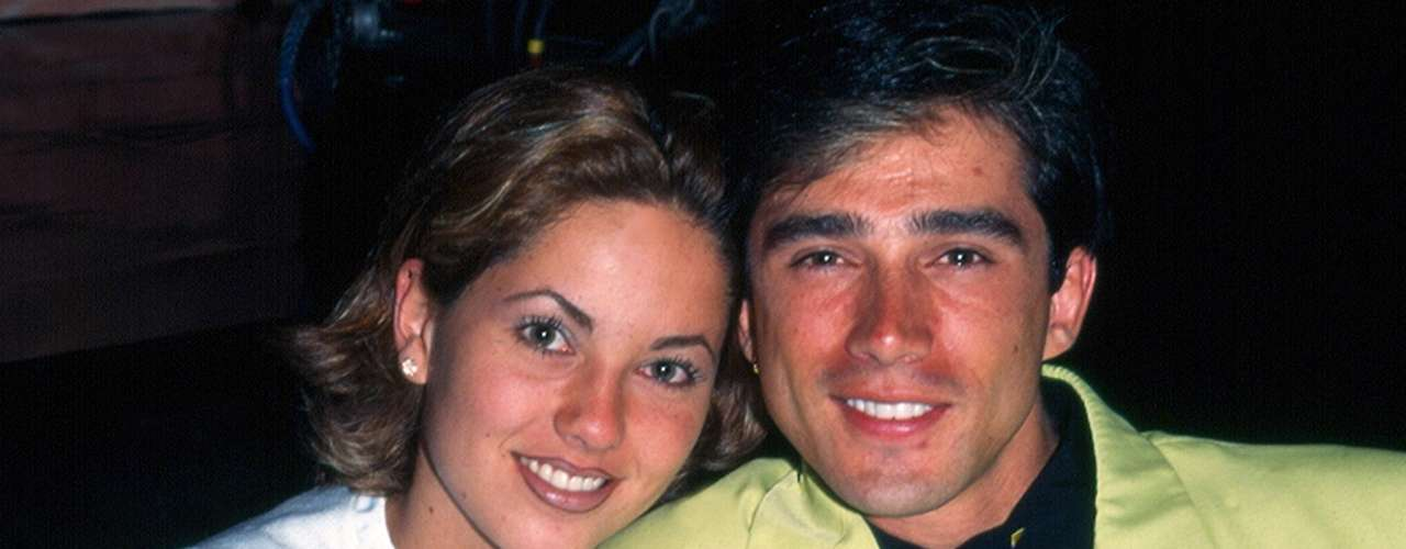 En 2005, Bárbara Mori era pareja de Sergio Mayer, con quien al poco tiempo tuvo a su único hijo.