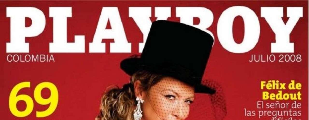 Angélica Andrade: La modelo ibaguereña que fue dos veces Playmate Colombia se vistió de conejita para estar en la revista de hombres más buscada en el mundo.