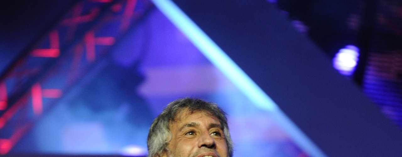 Sergio Dalma, aparte de estar nominado en la categoría Mejor Álbum Vocal Pop Tradicional por su disco \