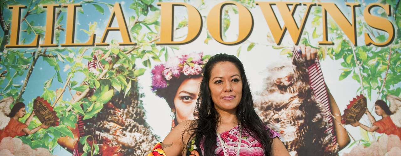 Lila Downs, accompanied by Totó La Momposina and Celso Piña, will put on a great show