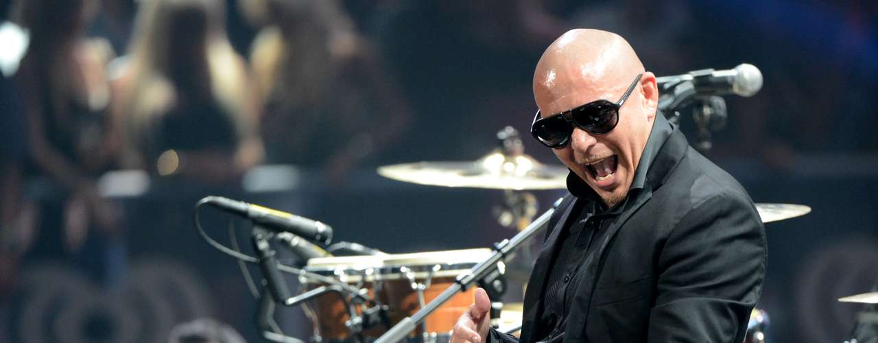 Pitbull is just one of many stars that will grace the stage at the 13th annual Latin Grammy in Las Vegas on November 15. Check out who else will be performing and handing out awards at the event hosted by Cristián de la Fuente and Lucero.