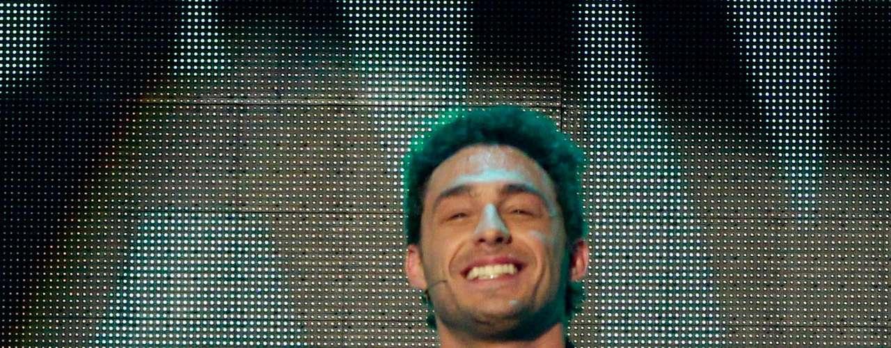 El ex chico reality José Luis Bibbó.