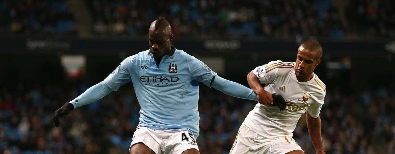 Mario Balotelli -Manchester City - Inglaterra