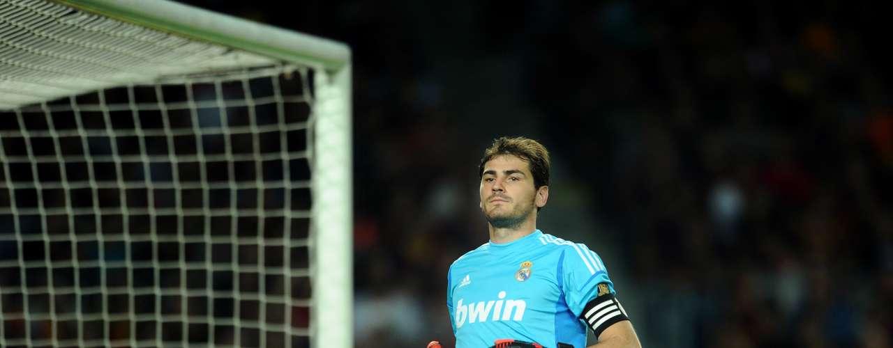Iker Casillas - Real Madrid - España