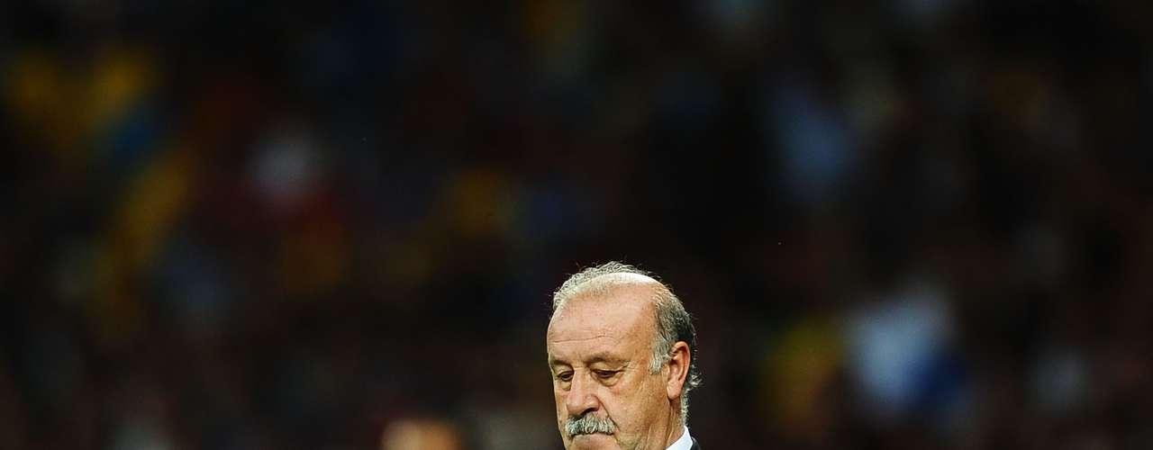 Vicente del Bosque - Seleccion de España (Campeón Eurocopa 2012)